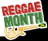 Reggae Month Jamaica Logo